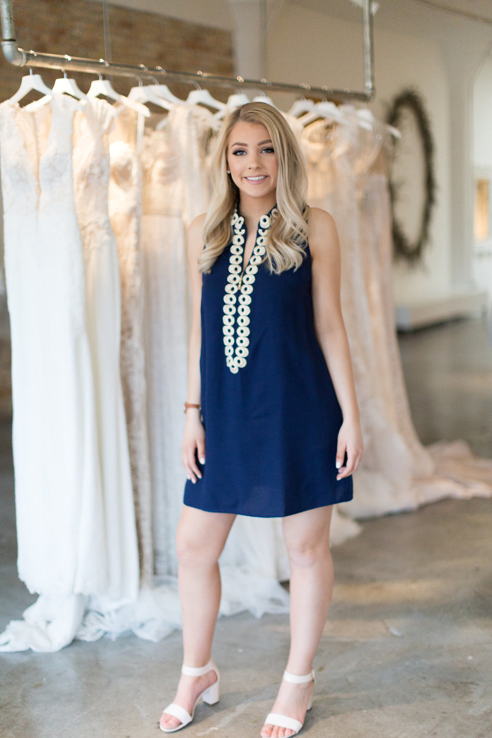 Meet Amanda - If you're here, that probably means you're engaged. Congratulations!Wedding planning can be overwhelming, but that's where I come in. Let me tell you a little about myself.My story meets your storyI have been in the wedding industry for 6 years. I got my start working at Men's Wearhouse where I was able to help couples plan their wedding attire. This was where I fell in love with this industry.I've come a long way since then: Planning weddings in Minneapolis, Minnesota, and now working in Eastern Iowa for amazing couples! I've always been a sucker for a good romance novel, and maybe that's where my passion for weddings comes from. My mission is to do anything and everything I can to create beautiful weddings that showcase your individual love story!I'm an early bird, so let's meet for breakfast and chat about how to bring your story to life!