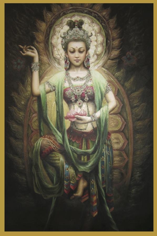 SH-REShaktiDevine Feminine Creative Power -