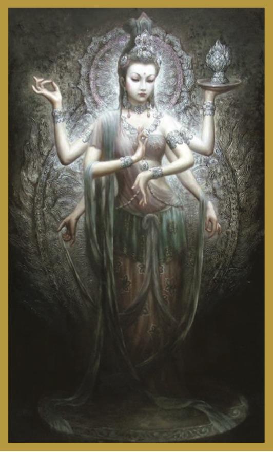 SH-TRShaktiDevine Feminine Creative Power -