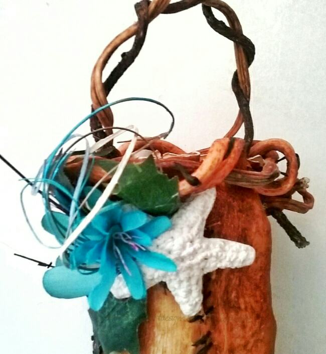 Starfish-sea-kelp-basket-finished-product