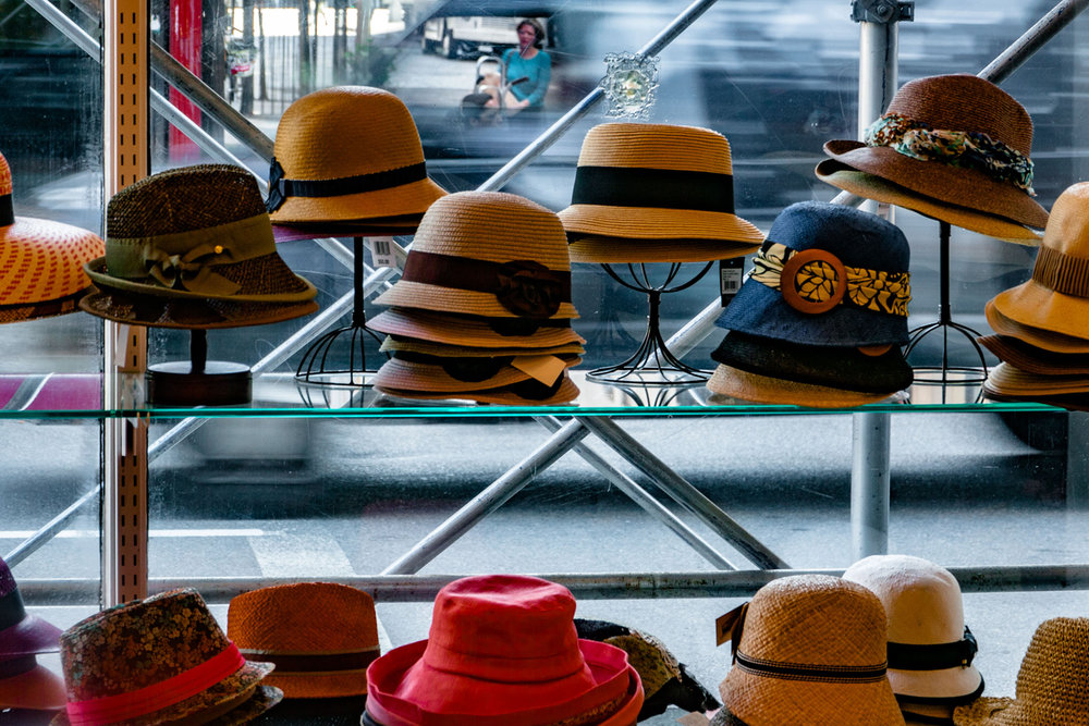 The Hat Store, 2013 by Raphael Shammaa, from $200
