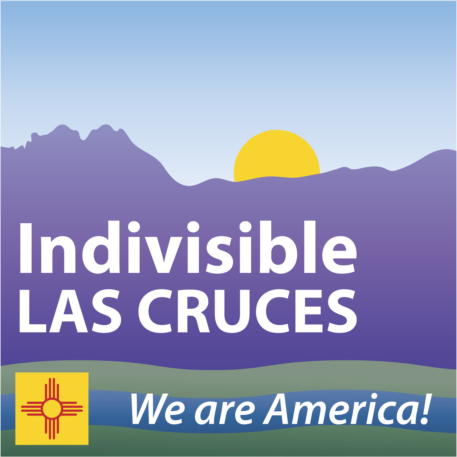 Indivisible LAS CRUCES