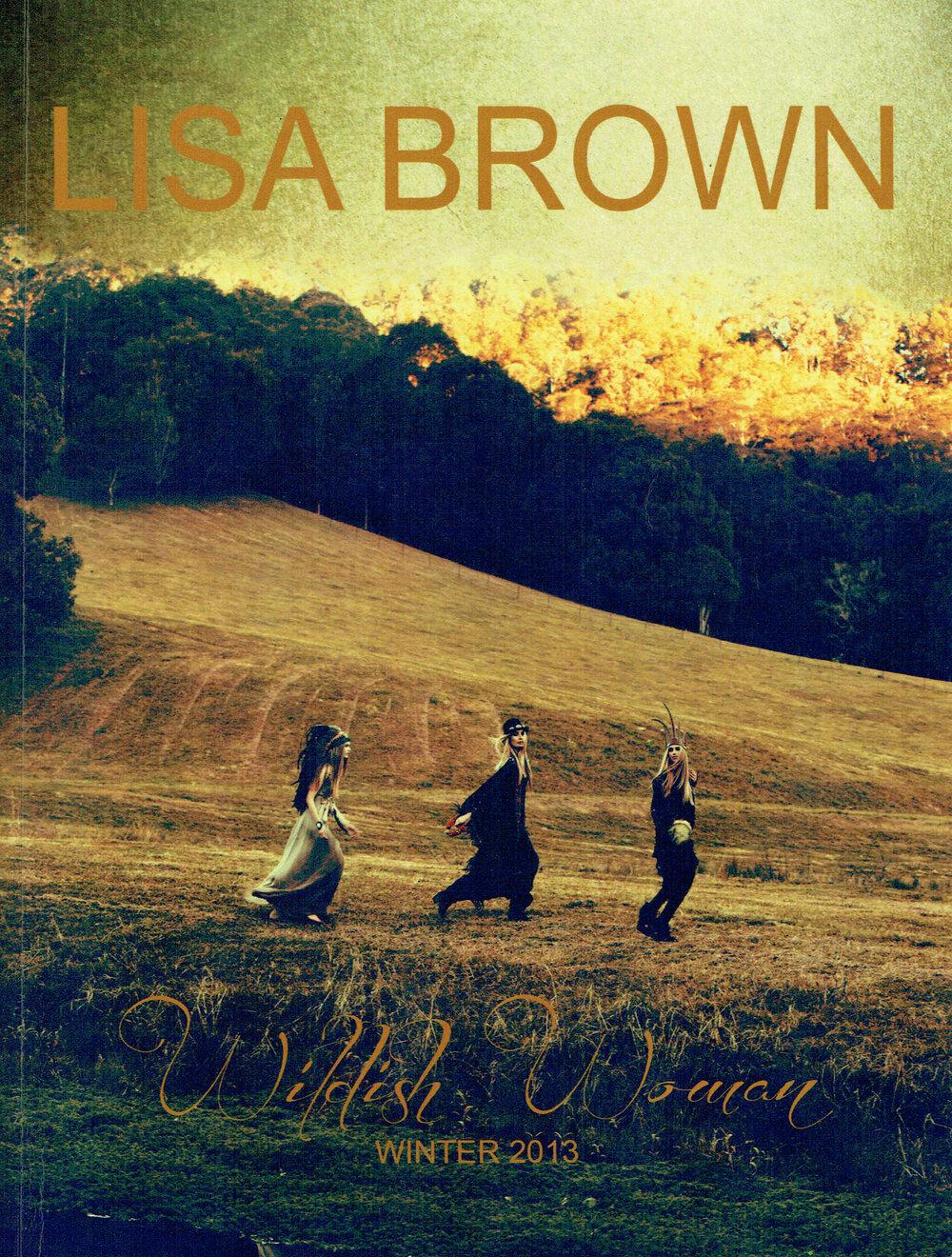 Lisa Brown Lookbook