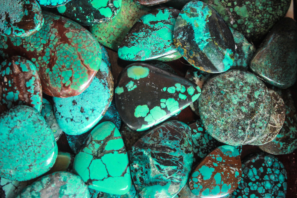 Genuine High Grade Turquoise