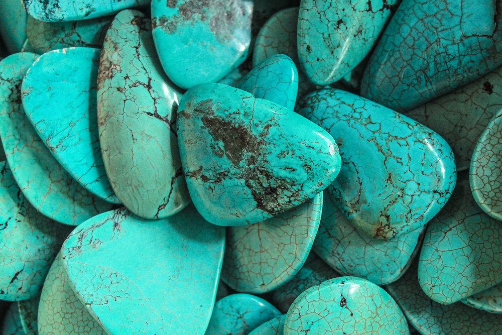 Stabilised Turquoise