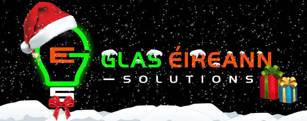 Merry Christmas from Glas Eireann Solutions