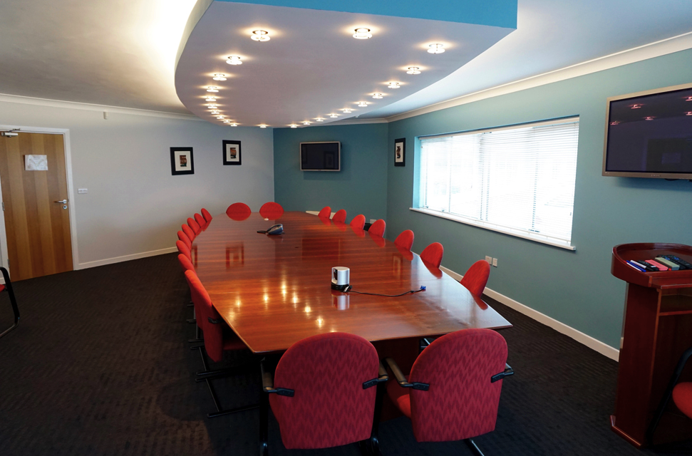 The Boardroom at Roselawn House