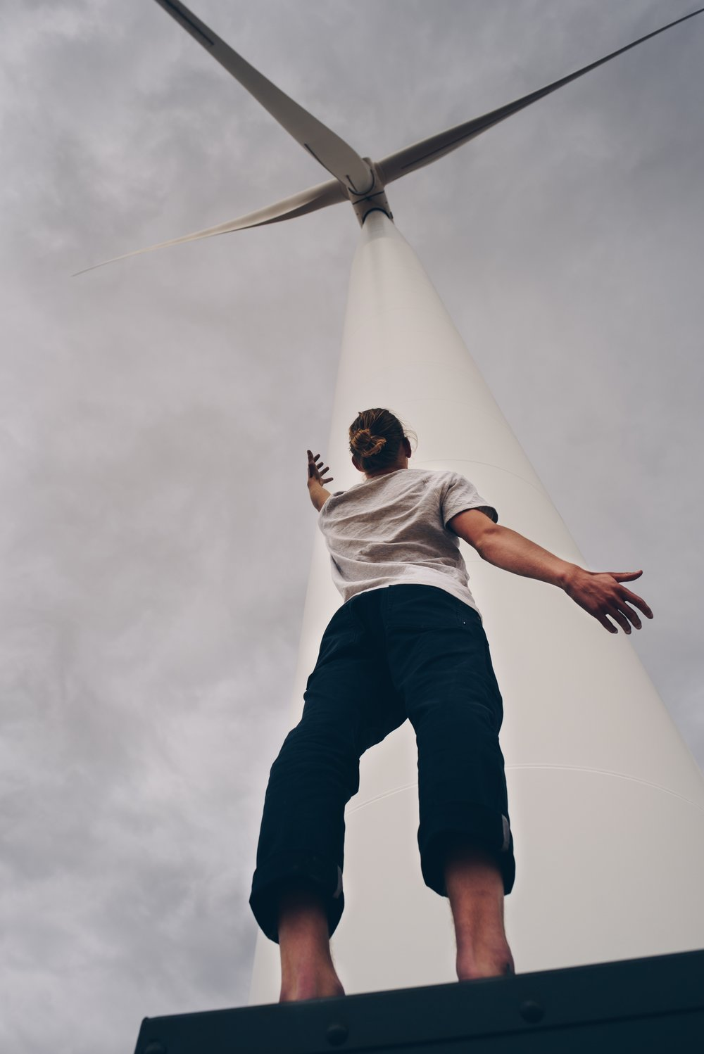 Small Wind is one of the many green energy solutions offered by Glas Éireann Solutions.