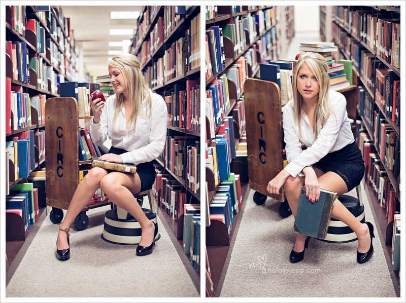 pensacola library naughty librarian bad teacher styled session