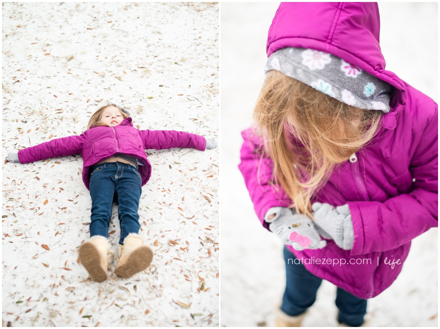pensacola snow angel