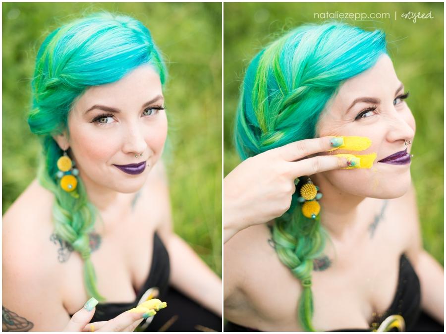 Florida Mermaid Hair