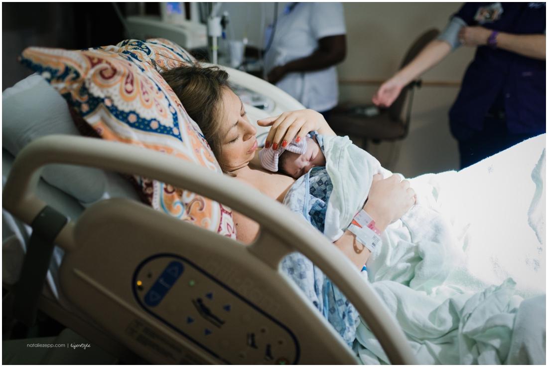 Baby friendly hospital