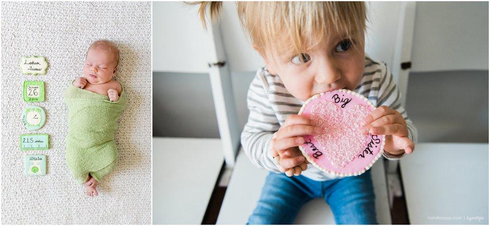 travel nursery, navarre newborn photographer