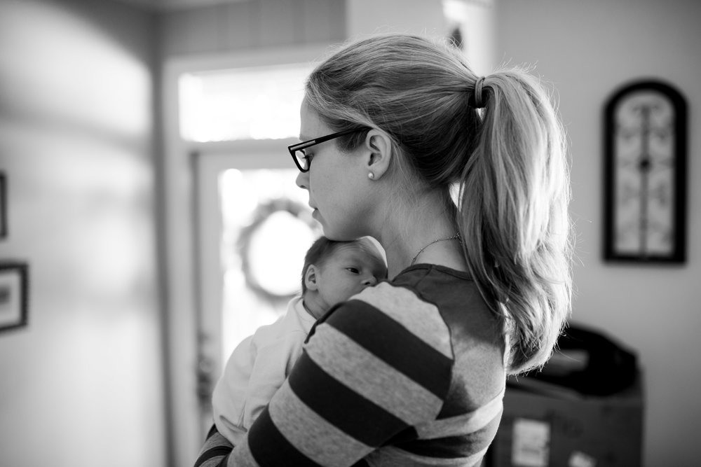 pensacola newborn photographer, pensacola mommy and me