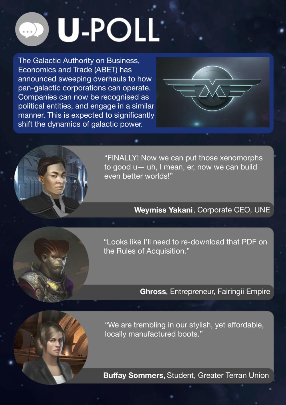 I - U-Poll, Megacorps.png