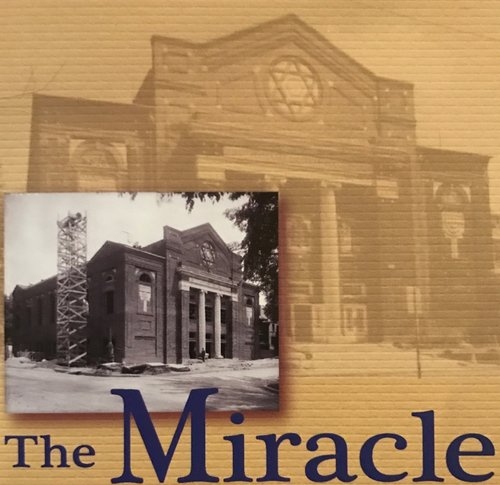 The Miracle - The remarkable story of God's providential intervention to restore His house, one congregation with two expressions of worship, in the center of Denver, Colorado ...for such a time as this.