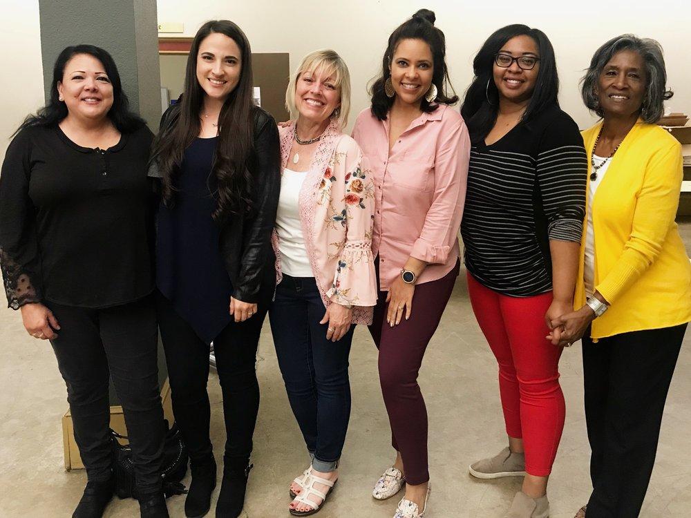 Women's Ministry - test
