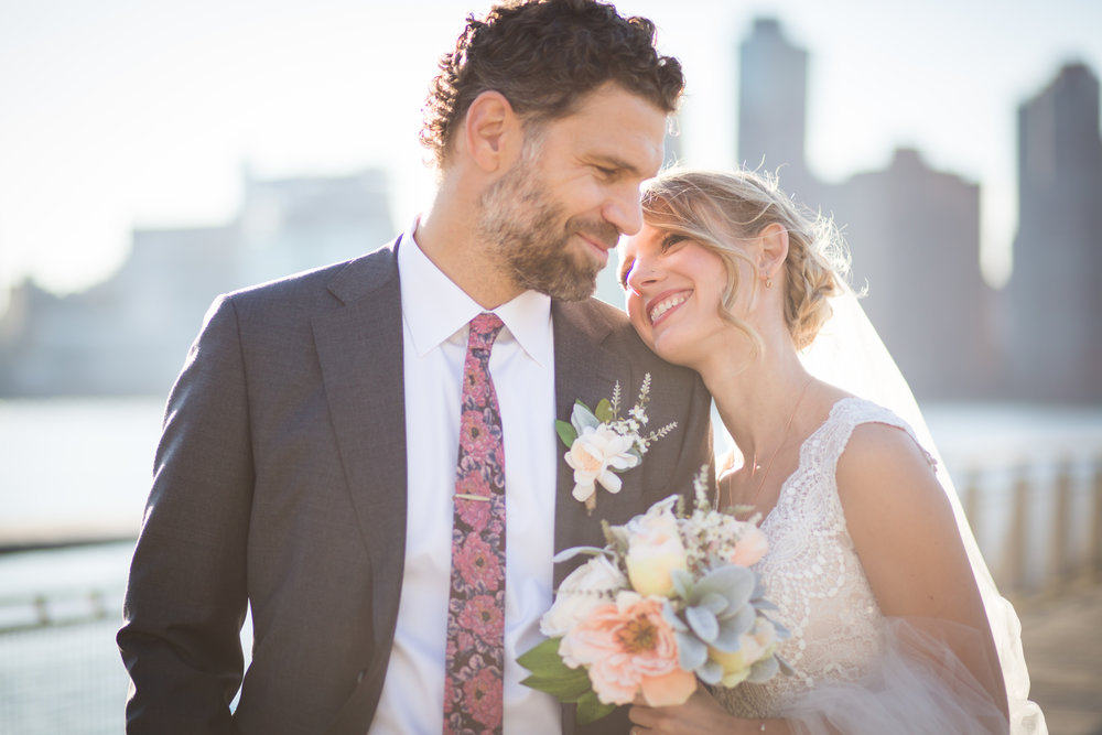 Long Island City wedding