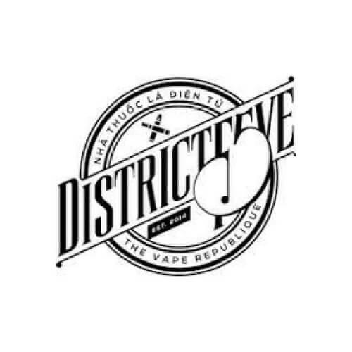 District 5ive Vape