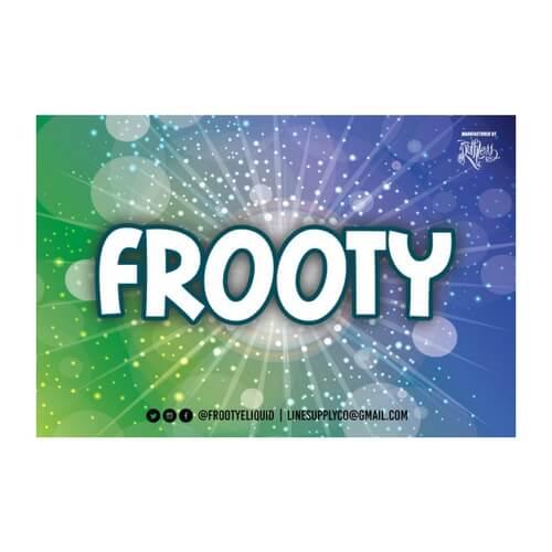 FROOTY E-Liquid