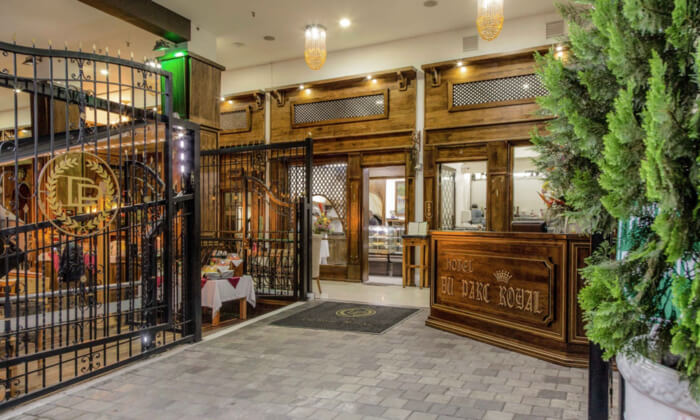 Sheraton Asuncion Hotel - Vape South America Expo 2019