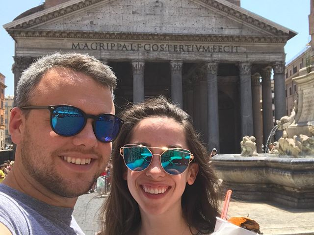 SO excited to say we will be returning to our favorite place in less than a month!!! I am thankful for the opportunity to get to go inspire other teachers through one of my biggest passions - sharing the joy of travel with others, especially my students!  Looking forward to heading back to Rome so soon with @eftours !