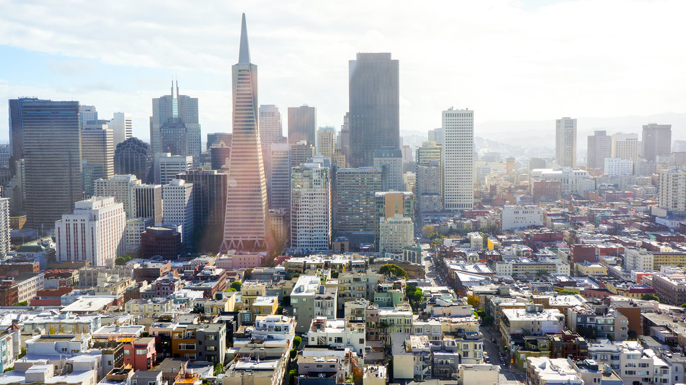 We are happily and proudly based out of San Francisco, California.