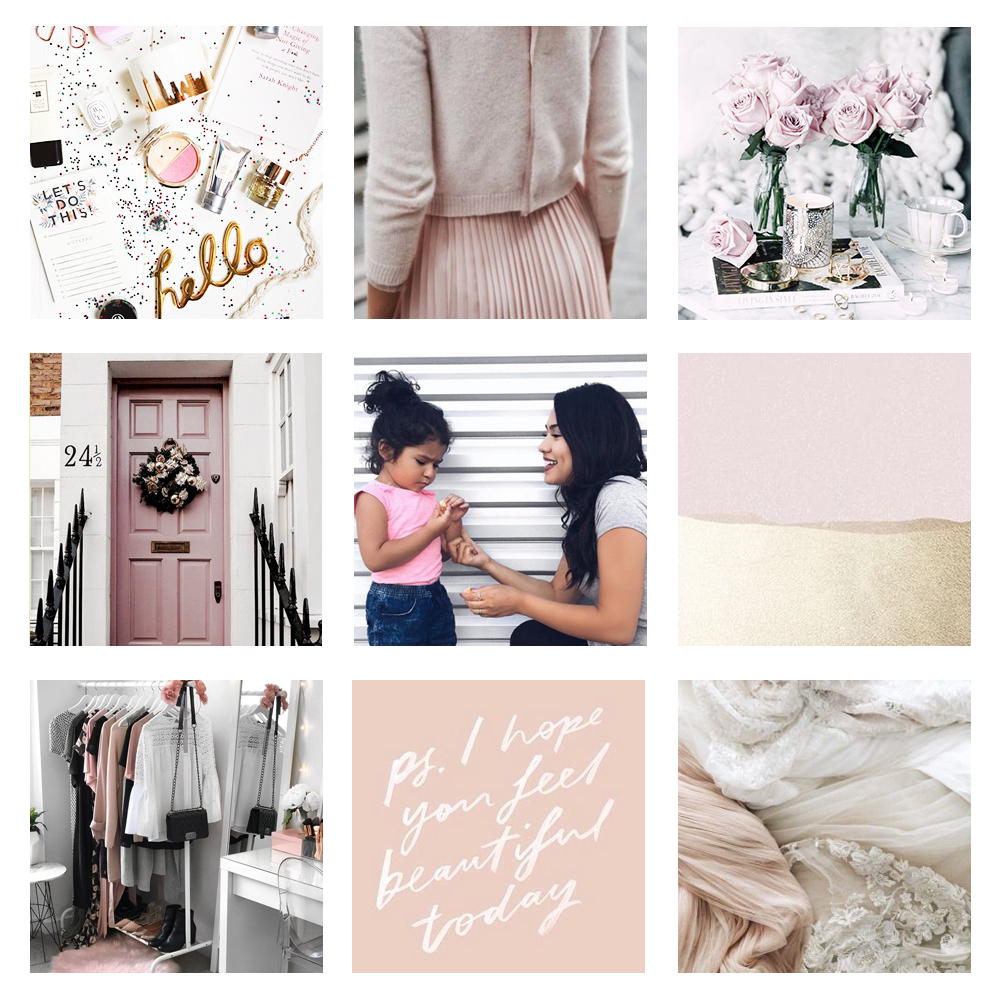 The Darling Style Mood Board