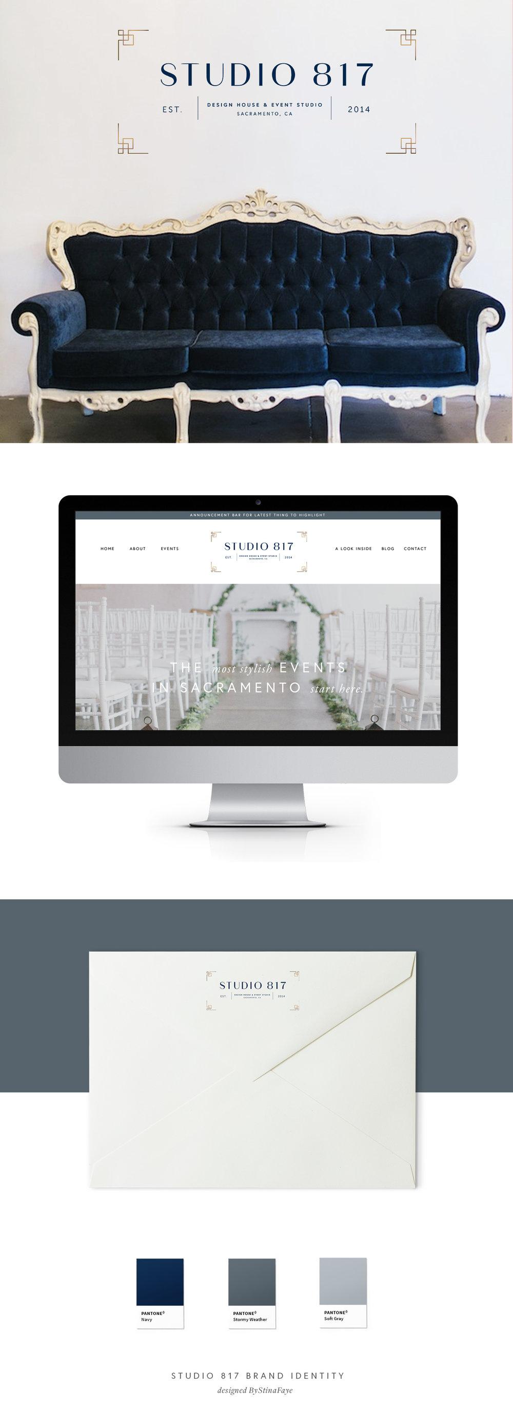 Studio 817 Brand & Web Design
