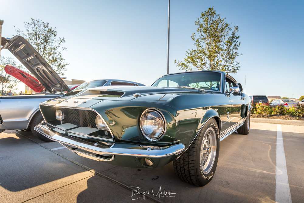 An American classic - Shelby Mustang