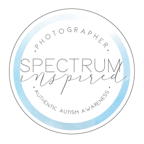 SPECTRUM INSPIRED is a global community that connects, supports and uplifts individuals and families touched by Autism Spectrum Disorders. In order to educate the general public, our team uses Lifestyle Photography to document a diverse group of children on the spectrum and their families across the globe in effort to normalize and destigmatize ASD -