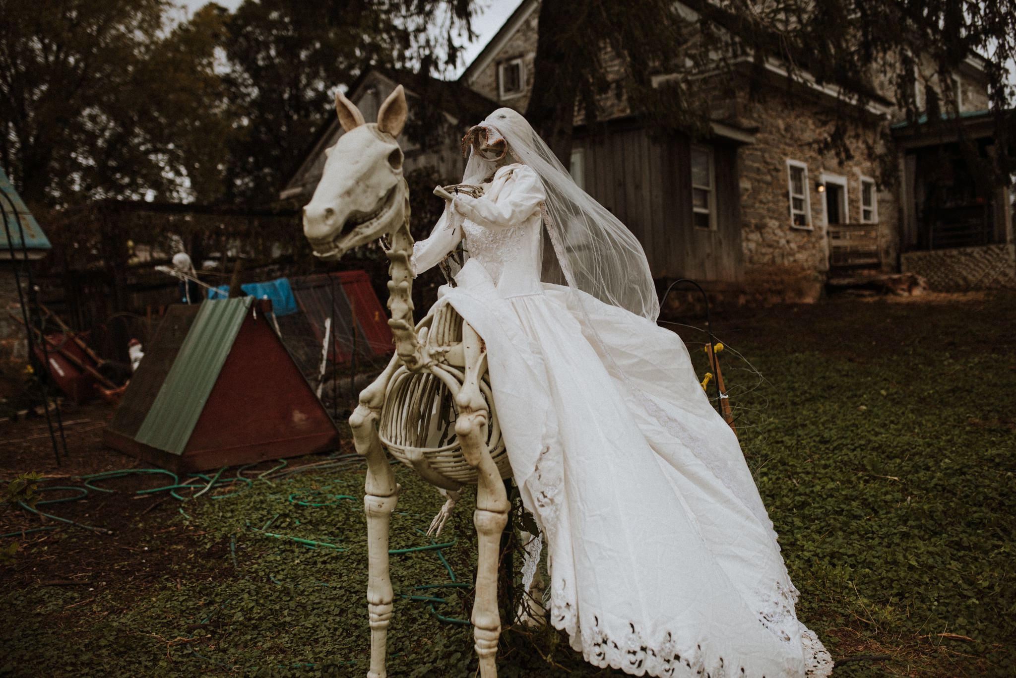 West Virginia Farm Wedding