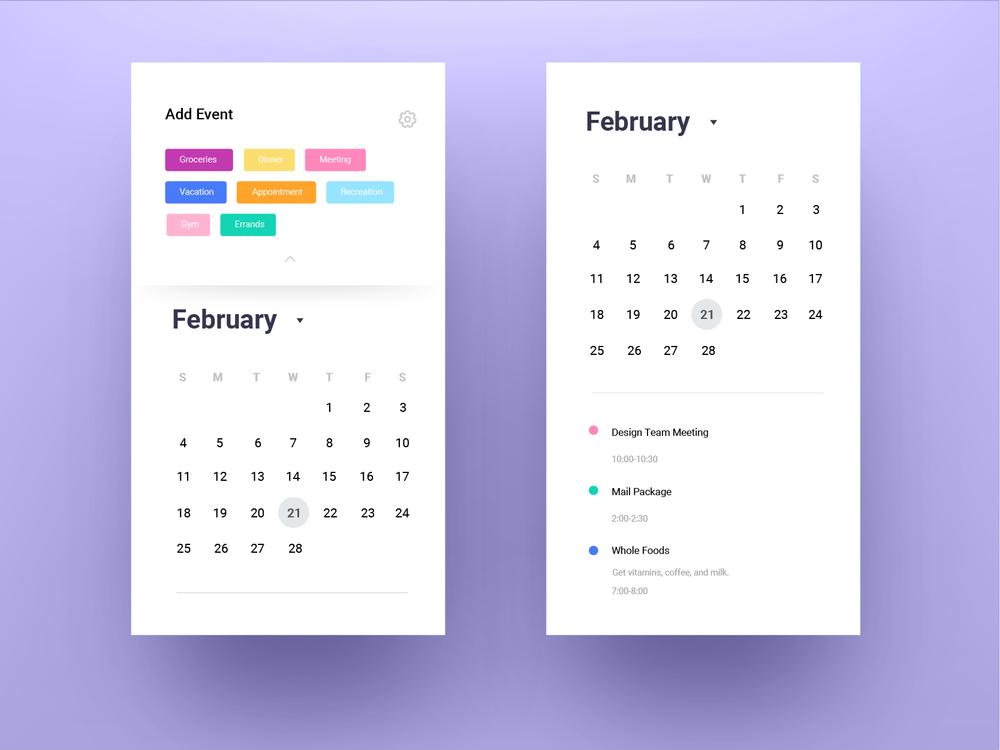038: Calendar