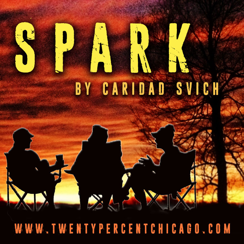 Written by Caridad Svich. Directed by Denise Yvette Serna.  January 20 - February 24, 2018 In the Pentagon Theatre at Collaboraction Studios (1579 N. Milwaukee Ave.)   GET TICKETS