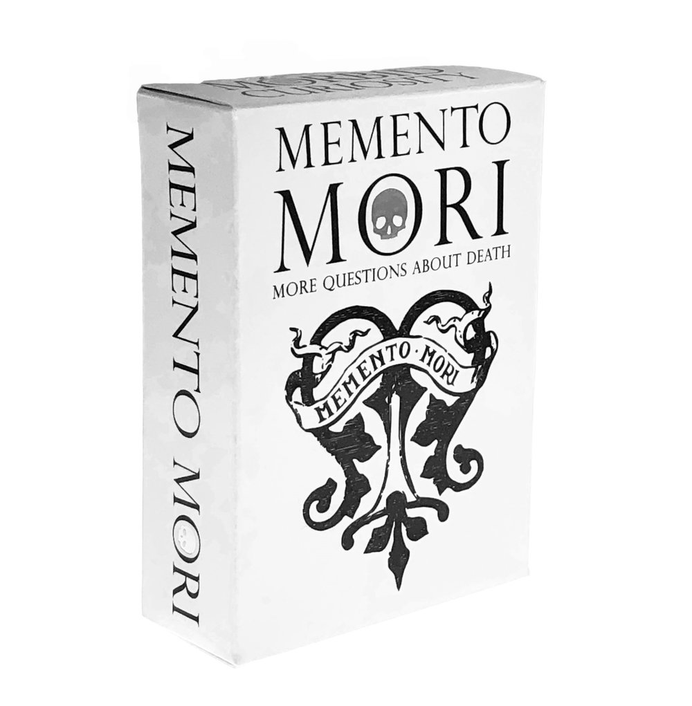 MEMENTO MORI - 72 More Questions About Death$12.99 US
