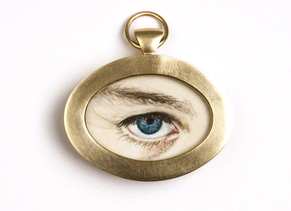 Lover's Eye in Blue