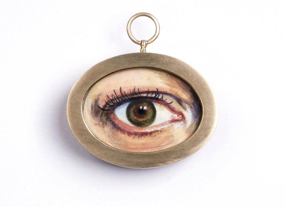 Lover's Eye in Green