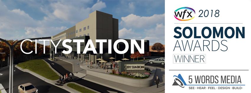 City Station - Solomon Foundation