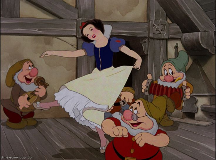 #13 Snow White and the Seven Dwarfs