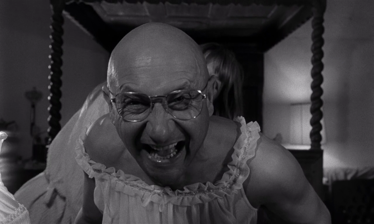 Cul-de-sac - Donald Pleasance