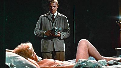 Peeping Tom - Pamela Green, Carl Boehm
