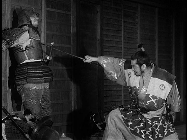 throne of blood - Toshiro Mifune 2