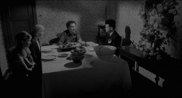 A  Buñuel-esque dinner.