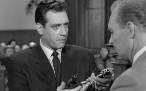 Perry Mason - Raymond Burr