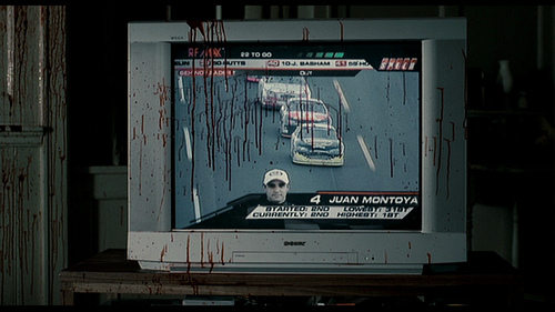 Funny Games - bloody television