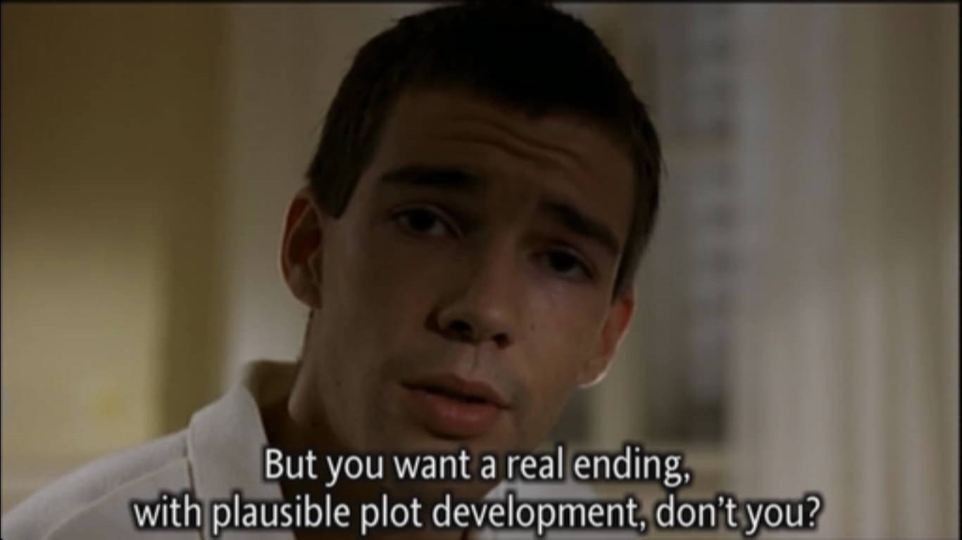 Funny Games - Plausible Plot
