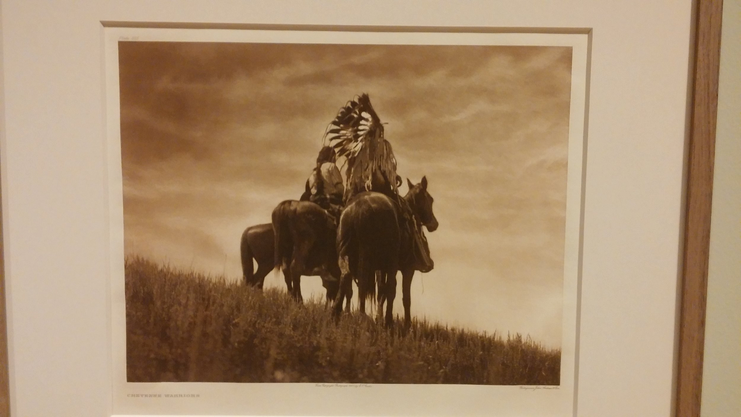 """Cheyenne Warriors"""