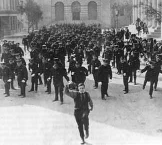 Buster Keaton - Cops