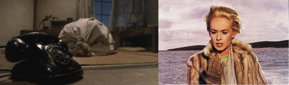 Audition Bag - The Birds - Tippi Hedren first attack