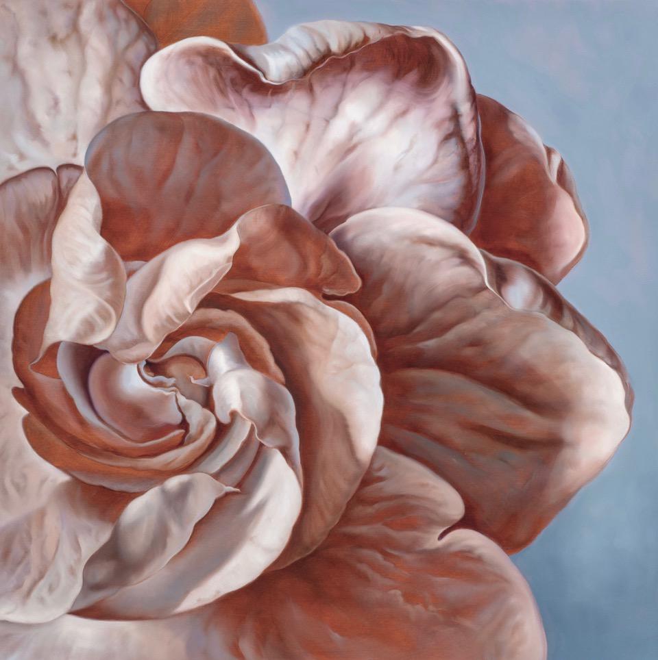 Gardenia Swirl Small
